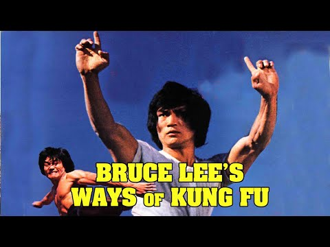 Wu Tang Collection - Bruce Lee's Ways of Kung Fu