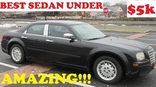 2005 Chrysler 300 Review - 12 years later AMAZING!