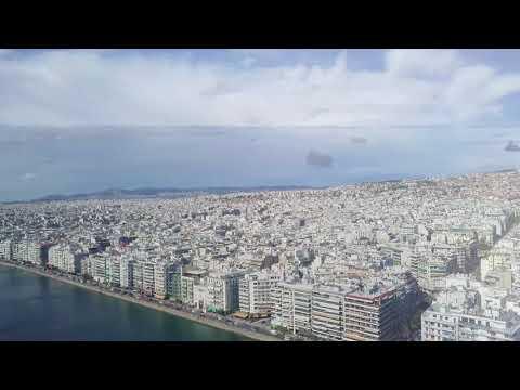 Thessaloniki, Greece (4Κ)