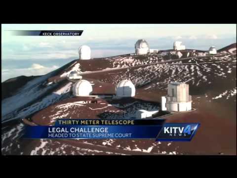 TMT battle heads to Hawaii Supreme Court