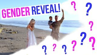 OFFICIAL GENDER REVEAL!!! *EMOTIONAL*