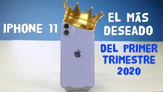 iPhone 11 el LIDER de los SMARTPHONES en el Primer Trimestre 2020