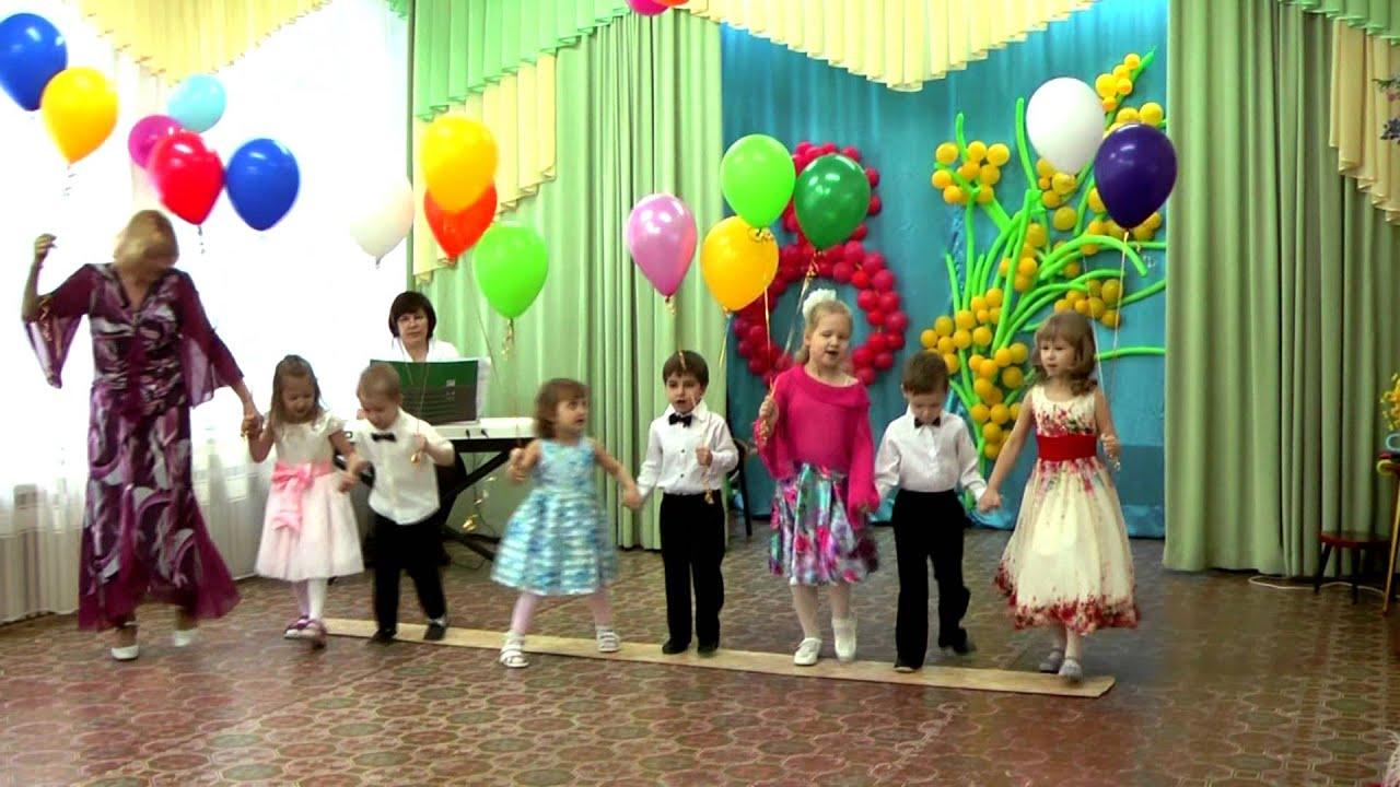 Сценка для мам на 8 марта в детском саду