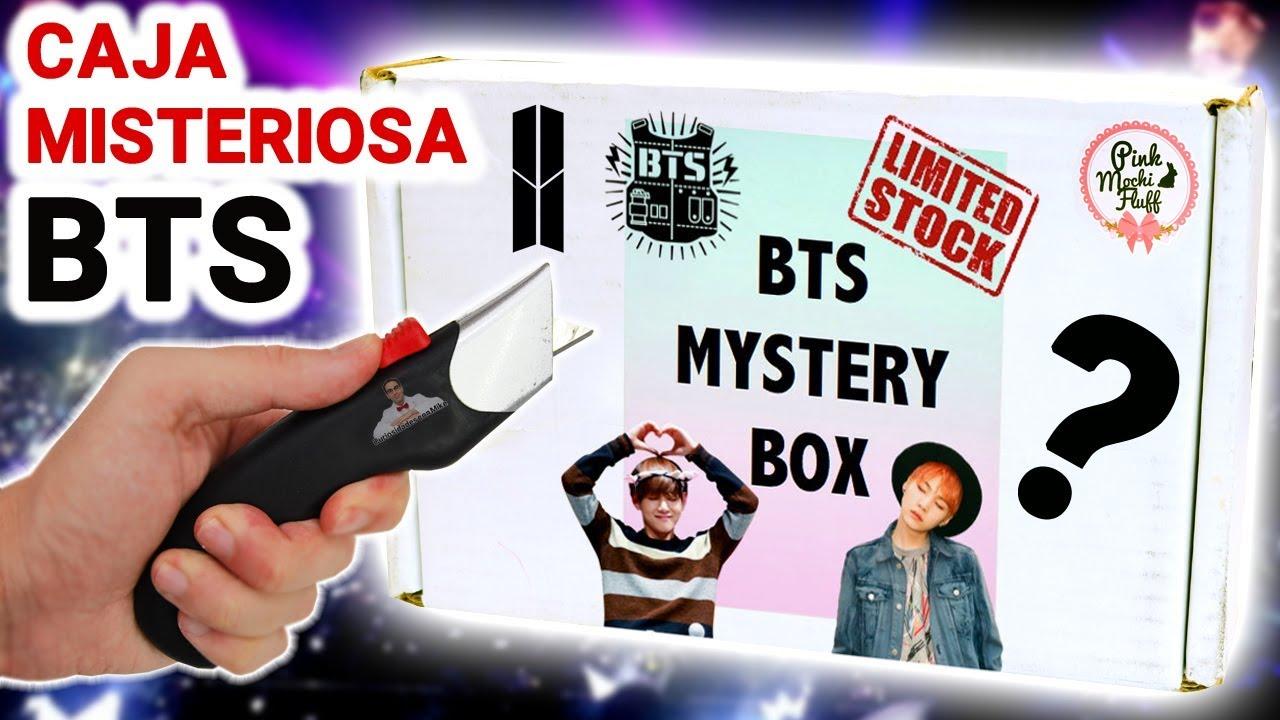 Abro Caja Misteriosa de BTS en Español 📦❓ | Caja Sorpresa