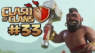 CLASH OF CLANS #33 - NIX MEHR ZUM AUSBAUEN ★ Let's Play Clash of Clans