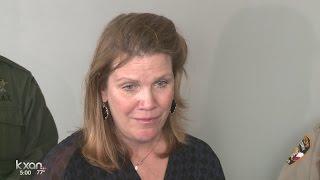 Judge Julie Kocurek back in court Monday