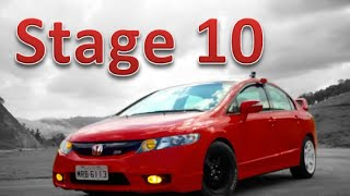 Honda Civic Si - Stage 10 by Rev it Up