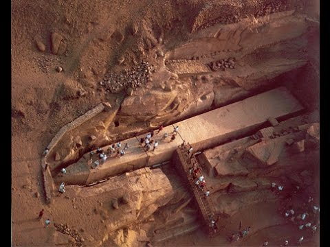 Egypt Obelisks: Created With Lost Ancient High Technology