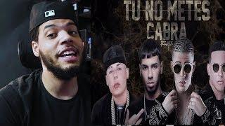 Tu No Metes Cabra Remix - Bad Bunny X Daddy Yankee X Anuel X Cosculluela. Tu No Metes Cabra Reaccion