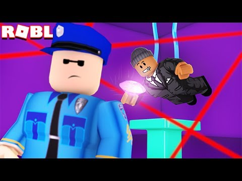 STEALING THE DIAMOND IN ROBLOX JAILBREAK