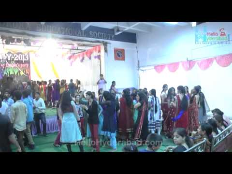 Badruka College - Freshers Party Parichay video Part - 5 ...