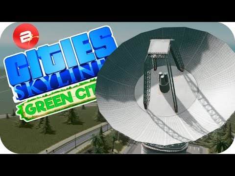 DISASTER IS A'COMING! ▶Cities: Skylines Green Cities DLC◀ #72