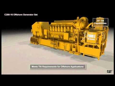 Semi-submersible Offshore Platform
