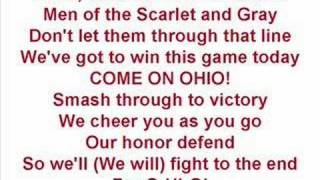 "Ohio State Buckeyes - Fight Song (""Battle Cry"")"