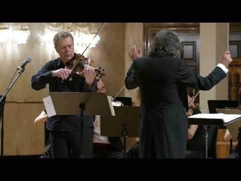 Казанский камерный оркестр La Primavera Закрытие XIX концертного сезона, II отделение