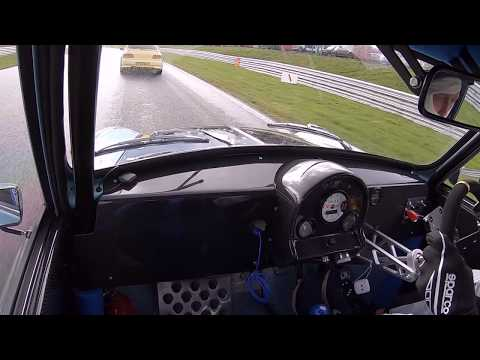 Classic Mini Race / Track Car Project Bolt Part 8 - Interior, Dash, Windows, Seats