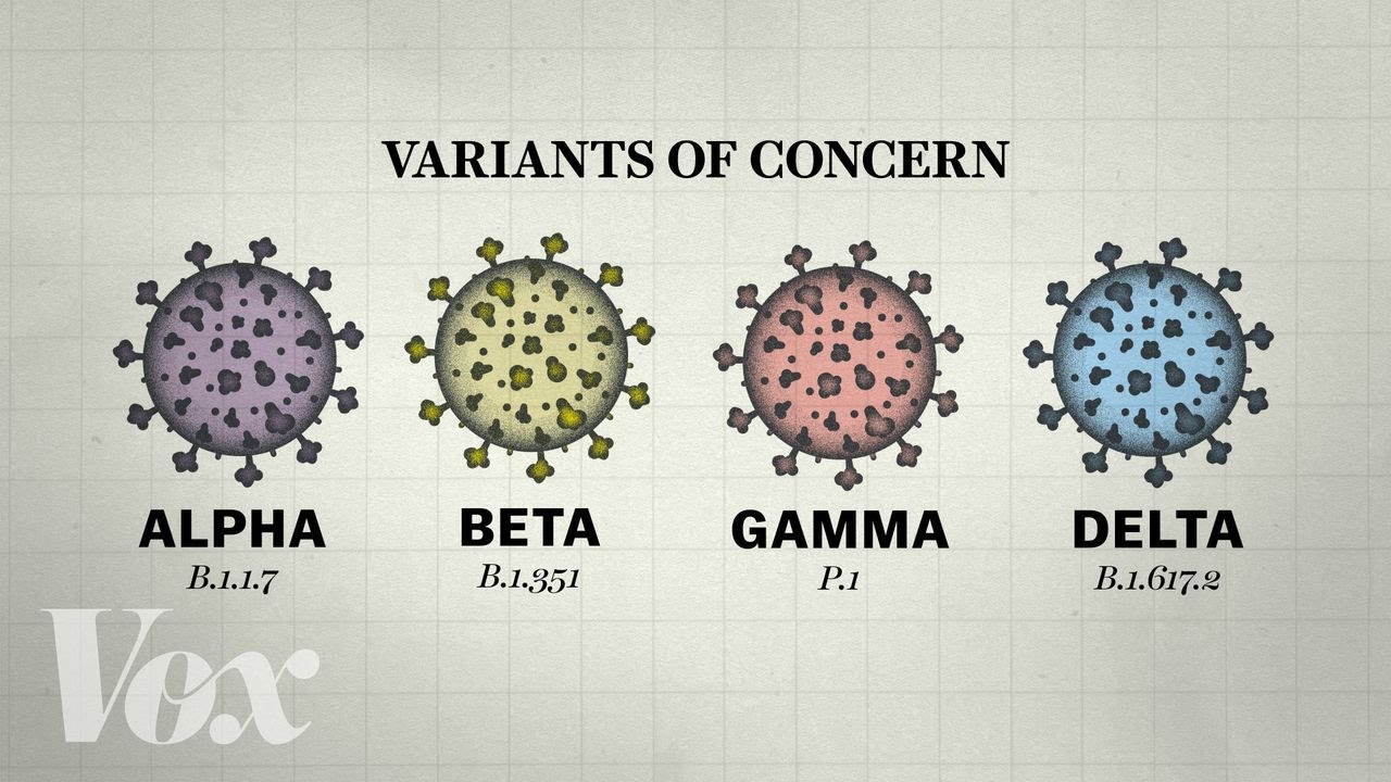 Why so many Covid-19 variants are showing up now