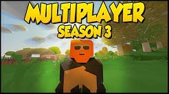 Unturned Multiplayer ➤ SEASON 3 Ep. 1!