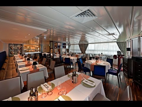 Cruise & Maritime - Columbus' FOOD and DRINK | Planet Cruise