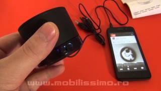 Colia Sound Review (Boxa externa telefontableta) - Mobilissimo.ro