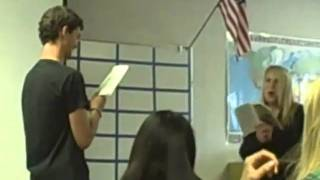 GHHS AP English Much Ado About Nothing Skit 2 - Mission Impossible