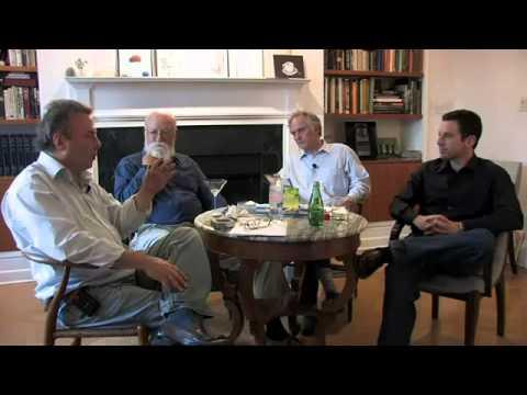 Richard Dawkins, Christopher Hitchens, Sam Harris, Daniel Dennett