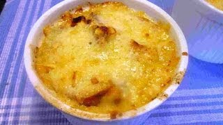 Homemade French Onion Soup Recipe ~very Good!