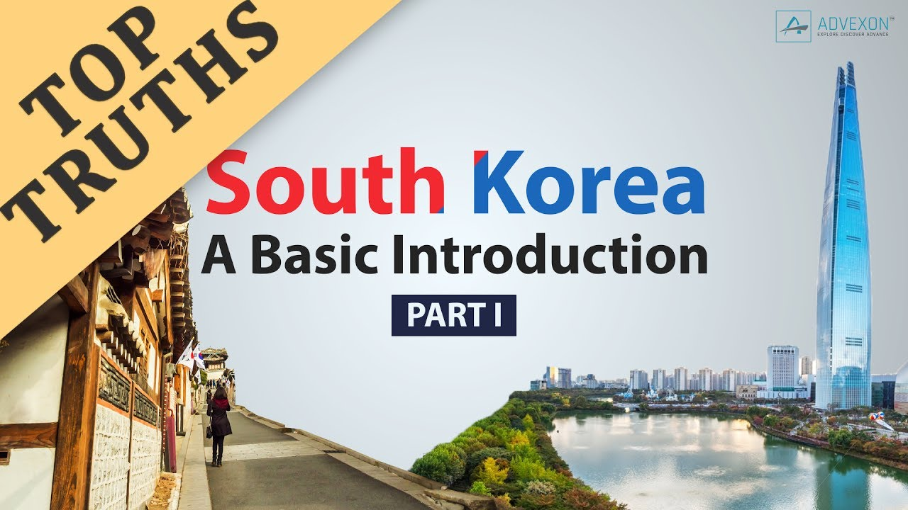About South Korea South Korea Top 10 Interesting Facts Part 1