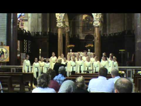 Choir Report Musica Sacra a Roma 2011 – Smilte (LT)