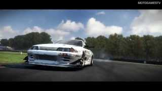 GRID 2 PC - Auto Gallery Nissan Skyline GT-R (R32) Gameplay
