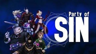 [Первый взгляд] Party of sin