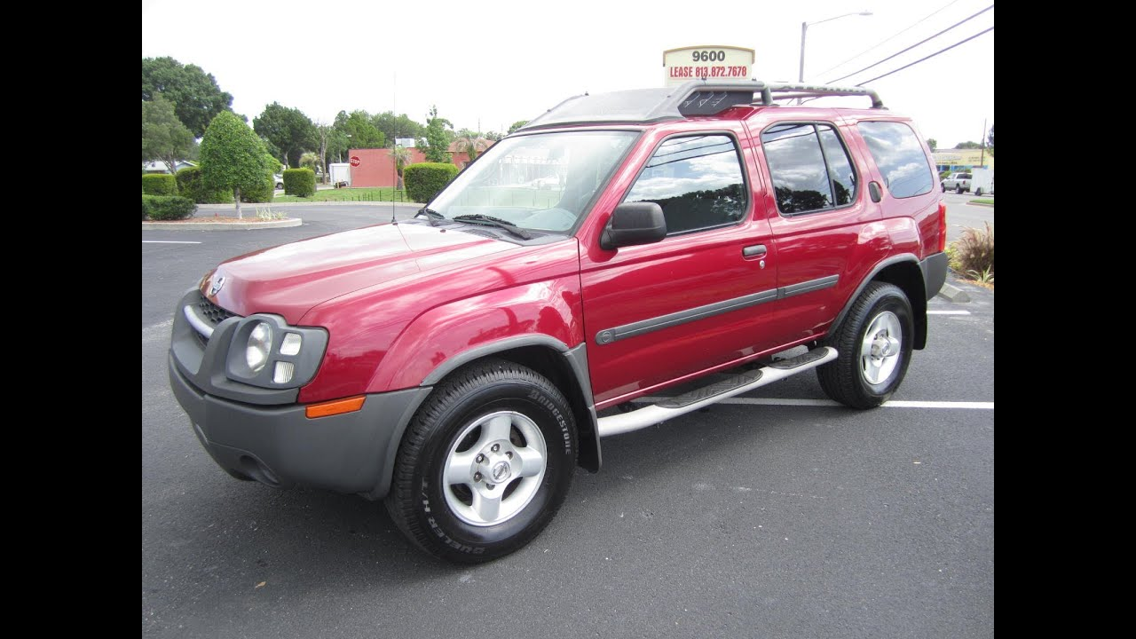 Xterra For Sale >> SOLD 2003 Nissan Xterra XE 2WD V6 One Owner Meticulous Motors Inc Florida For Sale - YouTube