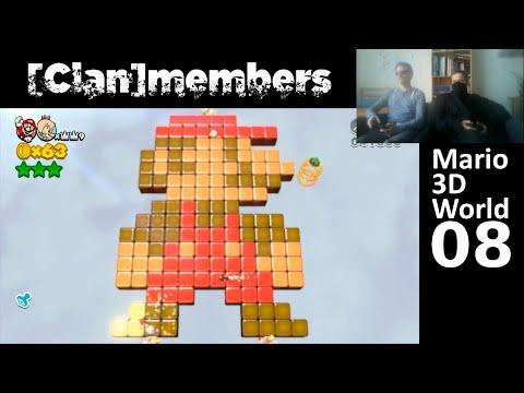 ICH MACH ES AUCH NICHT UNSITTLICH - We Play Super Mario 3D World #8