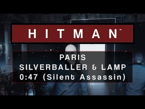 HITMAN - Paris | 0:47 (SA)