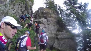 80 Km du Mont Blanc 2015 (Inside)
