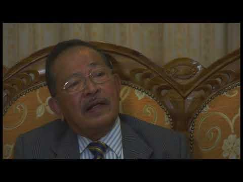Interview on Malay/Polynesia