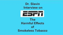 Dr Andrew Slavin ESPN Interview, Oral Surgeon West Palm Beach, Florida