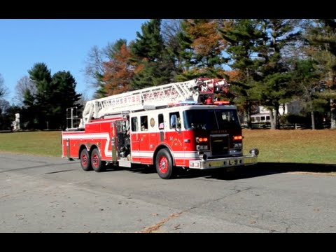 Chester Fire Units Fake Response to Smoke Drill