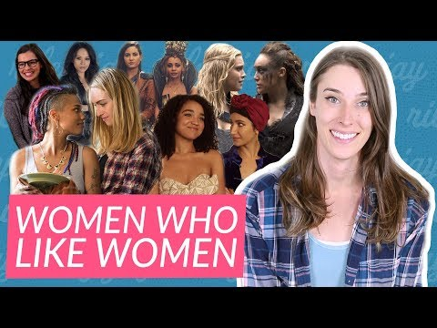 The best wlw shows & web series | Riley J. Dennis