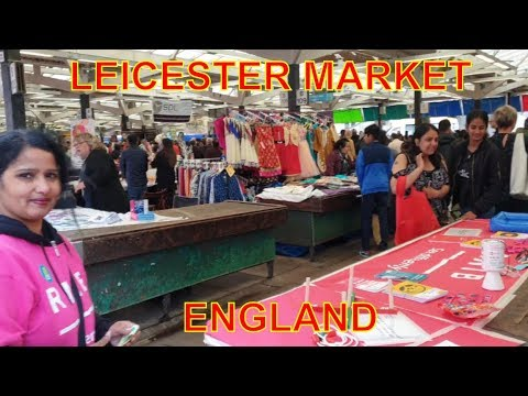 Leicester Market UK