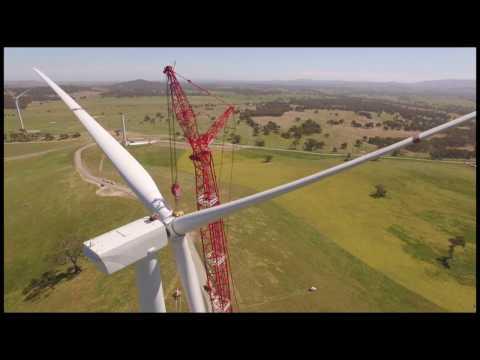 New Energy, New Jobs - Ararat Wind Farm