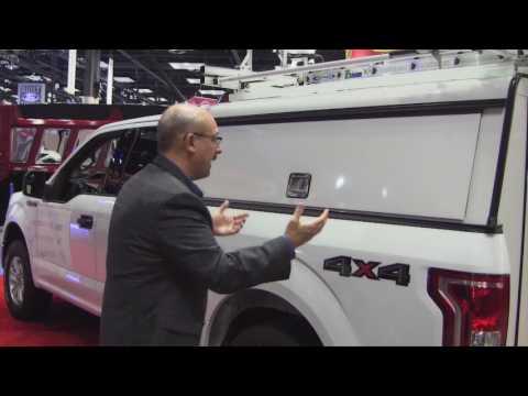Reading Truck Body In Depth Walkarounds At NTEA Work Truck Show