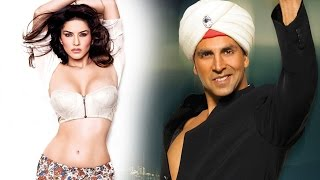 Akshay kumar ignore sunny leone!! | new bollywood movies news 2015