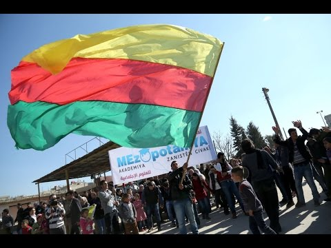Курдистан. Как могут