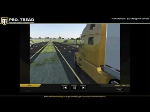 Speed Management, Enhanced