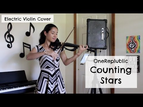 Counting Stars - OneRepublic (Electric Violin Cover by Kimberly McDonough)