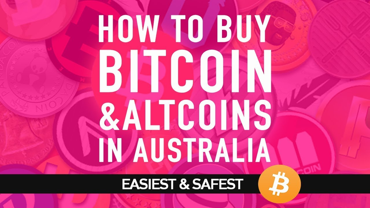 how to buy and sell bitcoin in australia