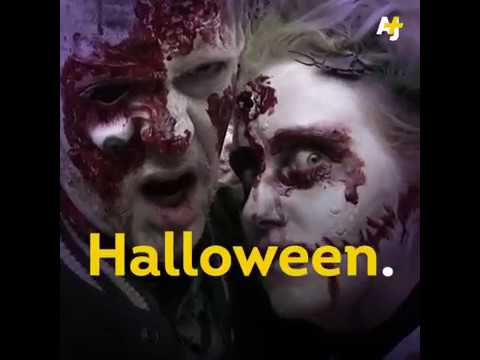 AJ+ || Where did Halloween come from?