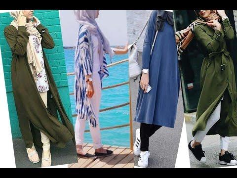 2016 Casual Hijab Fashion Style 8 Youtube