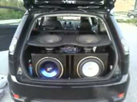 ford fiesta tuning dub 2011 youtube. Black Bedroom Furniture Sets. Home Design Ideas